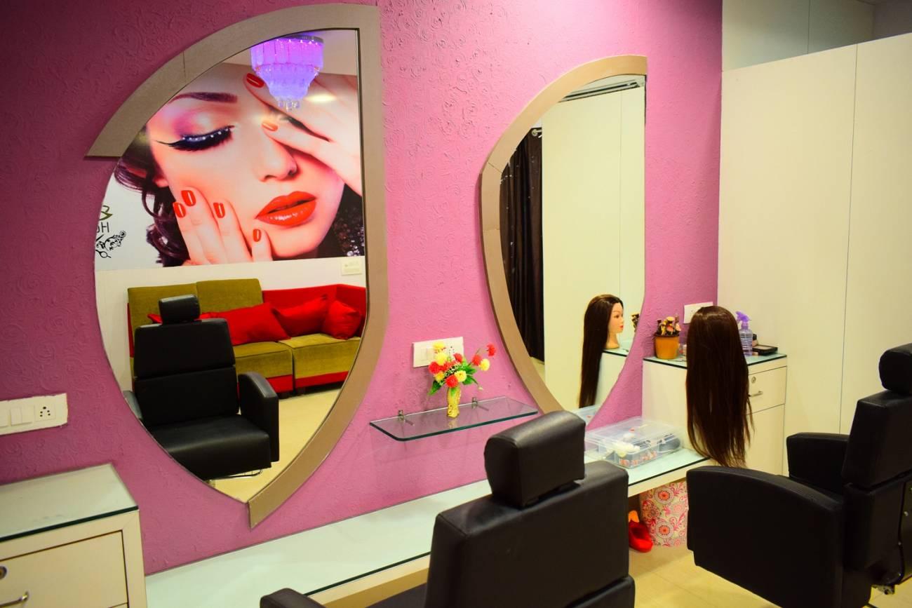 Heaven Family Salon Best Unisex Salon In Udaipur