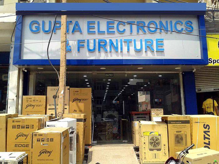 Best Electronic Showroom In Rohini