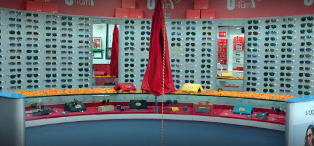 U Turn Optical Mall Watch Showroom Rajkot Shopping Bazar