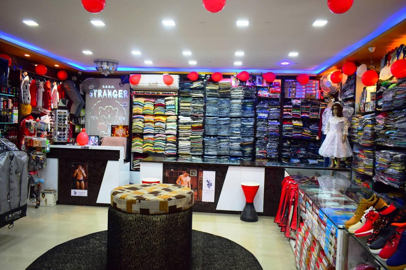 5b36c7af73aa2 Stranger: Best Clothing Store in Hiran Magri Udaipur   Shopping Bazar