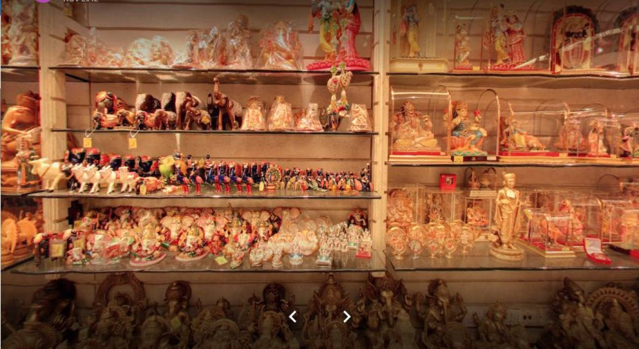 Kapasi Handicrafts Emporium Handicrafts Art Ahmedabad Shopping