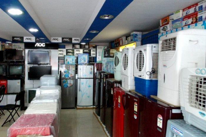 Vasundhara Electronics Best Electronic Showroom In Udaipur